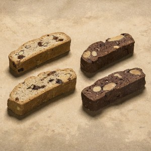 Gluten-Free Assorted Biscottini
