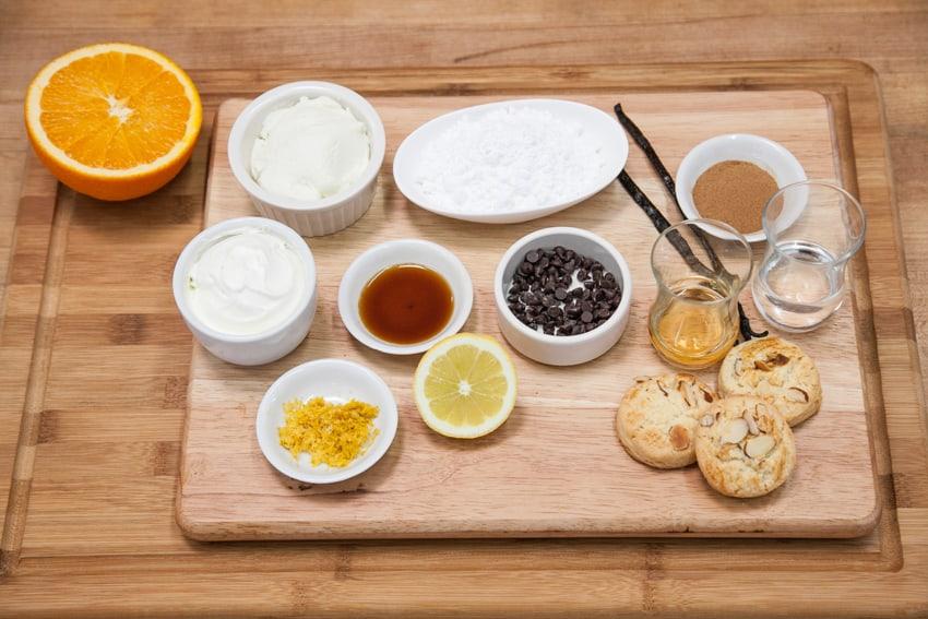 Cassata Recipe Ingredients | Cookies con Amore