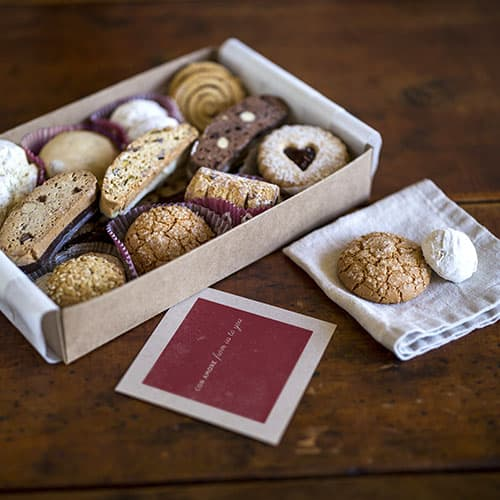 gluten free holiday assortment