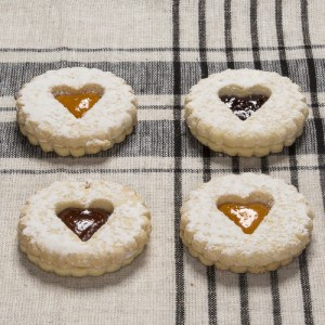 Gluten-Free Linzer Assortment
